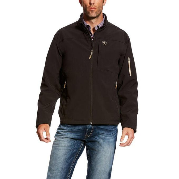 ARIAT: Vernon 2.0 Softshell Jacket BROWN