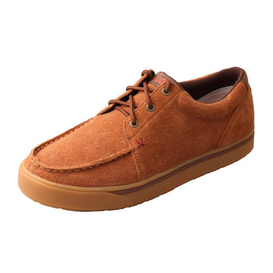TWISTED X | MEN'S HOOEY LOPER ROUGH OUT SHOES
