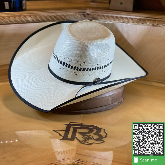 ARIAT STRAW HAT | COWBOY HAT
