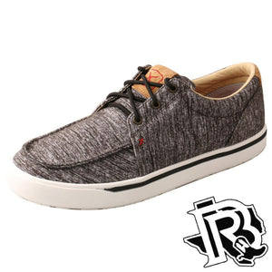 TWISTED X : MEN'S TWISTED X SHOES Dark Grey
