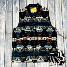 Load image into Gallery viewer, Powder River Outfitters Idaho Aztec Men Vest