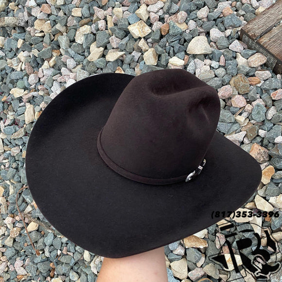 AMERICAN HAT 7X : BLACK CHERRY