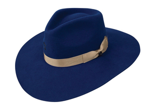 Charlies 1 Horse Women's Royal Blue Highway Hat