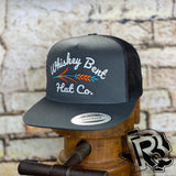Whiskey Bent Chisholm Charcoal Cap Snapback