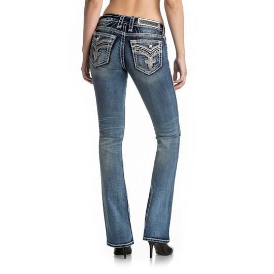 ROCK REVIVAL DARAY BOOTCUT JEANS