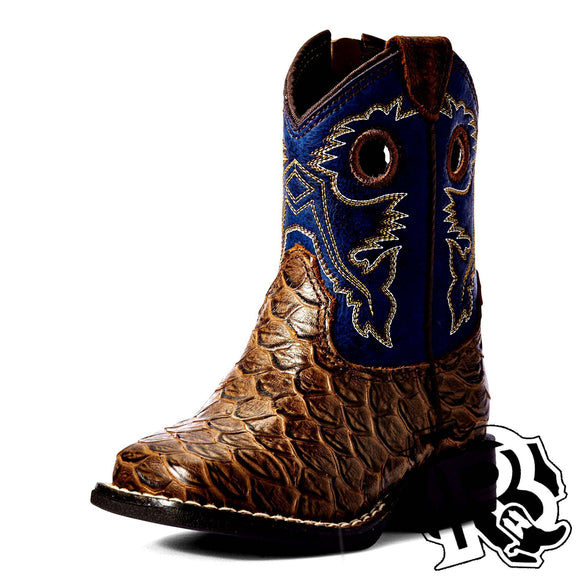 ARIAT LIL'STOMPERS ORLANDO BROWN A441000202