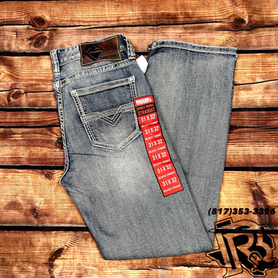 Rock and Roll Denim: RED LABEL BOOTCUT 19""