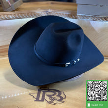 Load image into Gallery viewer, 7x AMERICAN HAT BLACK FELT HAT