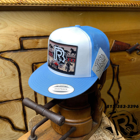 BR CAP Vintage Edition : ROYAL/WHITE/BLUE
