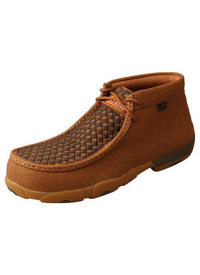 TWISTED X SHOES | SAFETY TOE  BASKET WEAVED BOOTS