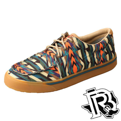 TWISTED X : Men's Hooey Loper MULTI SHOE