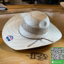 Load image into Gallery viewer, RESISTOL 20X | WHIRLWIND STRAW HAT