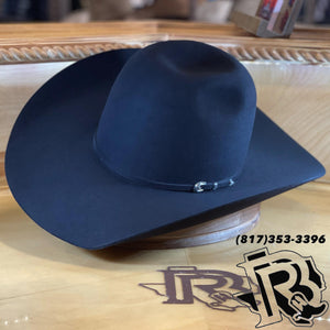 RODEO KING BLACK OPEN CROWN 7X