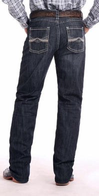 Tuf Cooper Competition ReFlex Straight ROCK & ROLL DENIM