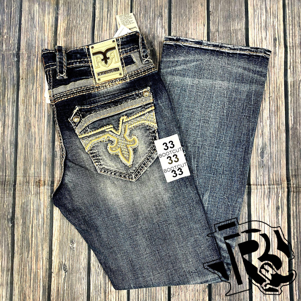 "ROCK REVIVAL ""Alexander"" Boot Cut"