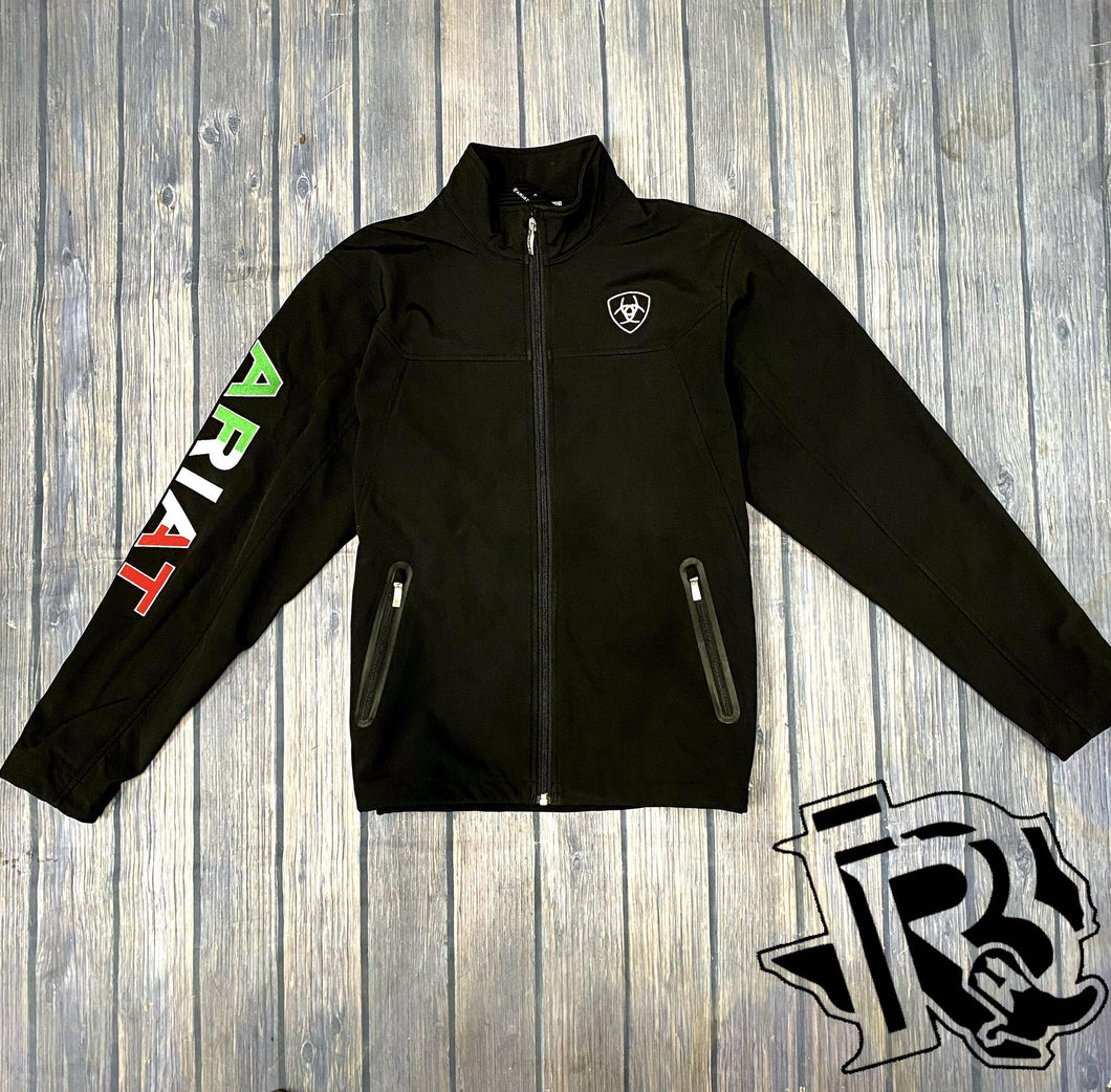 New Team Softshell MEXICO Water Resistant Jacket 10031424
