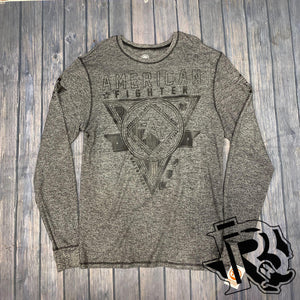 AMERICAN FIGHTER LONG SLEEVE SHIRT FM10782