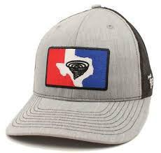 TWISTER MENS TEXAS PATCH GREY 240000306