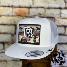 Load image into Gallery viewer, VINTAGE EDITION CAP | BR CAP WHITE/WHITE