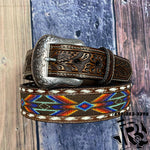 NOCONA BELT 1.5 in. Ribbon Multi Color N210002697