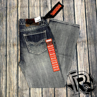 Double Barrel Straight ROCK & ROLL DENIM M0S1437
