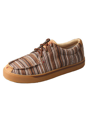 TWISTED X : Men's Hooey Loper Brown/Multi