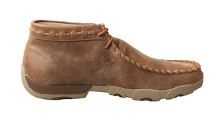 Twisted X Bomber Men's Driving Moccasins