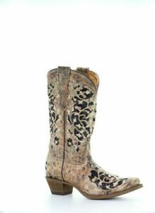 Girl's Corral Boot T0045