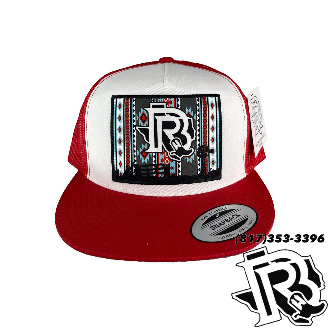 BR CAP | VINTAGE EDITION RED/WHITE/RED