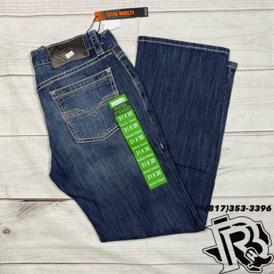 Rock&Roll Regular Fit ReFlex Pistol Straight Leg Jeans
