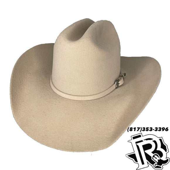 KIDS COWBOY HAT : SIVERBELLY