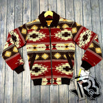Aztec Bomber Men Jacket RIVER OUTFITTER 92-2648