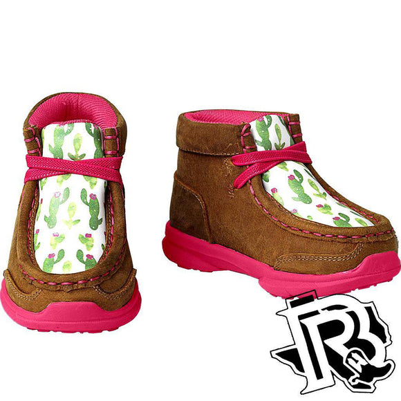 ARIAT LIL' STOMPERS CASUAL ANAHEIM GIRL SHOE A443000744