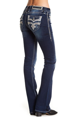 ROCK REVIVAL Maaje Womens Bootcut