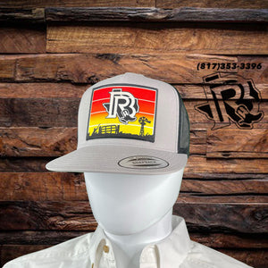 SUNSET EDITION | BR CAP SILVER/BLACK