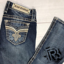 Load image into Gallery viewer, ROCK REVIVAL RANDI BOOTCUT JEANS