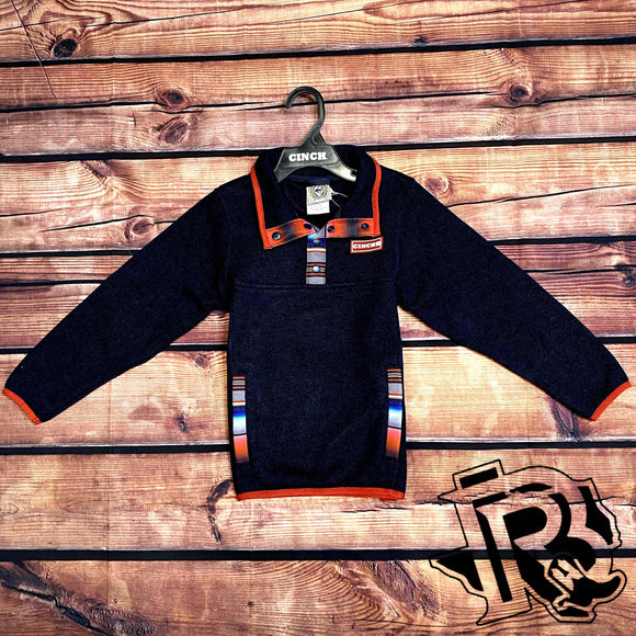 Cinch | BOYS PULLOVER NAVY