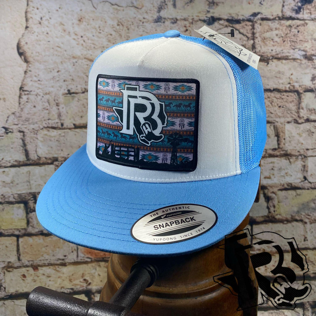 BR CAP | VINTAGE BLUE EDITION ROYAL/WHITE/ROYAL