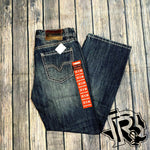 ROCK&ROLL DOUBLE BARREL RELAXED STRAIGHT M0S6166