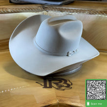Load image into Gallery viewer, 6x Stetson | Cowboy Hat Silver Belly