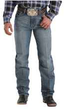 Load image into Gallery viewer, CINCH MENS LOOSE FIT BLACK LABEL 2.0 JEANS - MEDIUM STONEWASH MB90633006