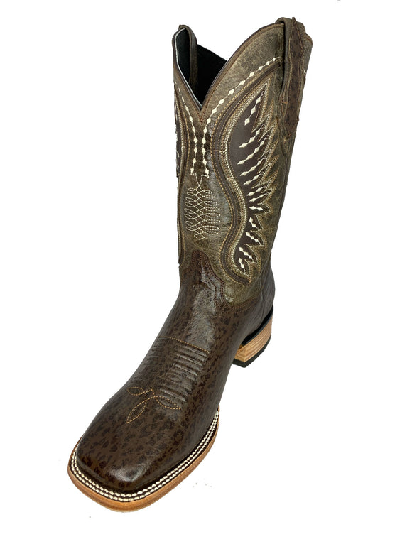 COWBOY COUNTRY BOOT : DAKOTA CHOCOLATE