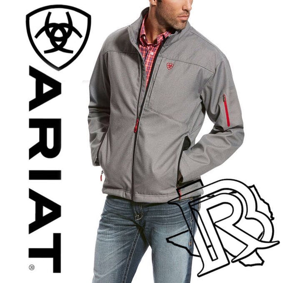MEN'S Ariat Red Vernon 2.0 Softshell Jacket 10023327