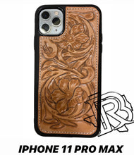 Load image into Gallery viewer, BR IPHONE 11 PRO MAX TOOLED LEATHER CASE