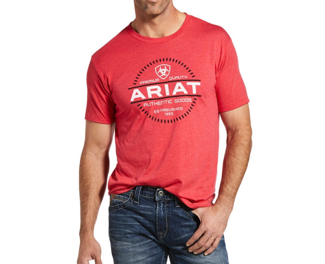 MEN'S ARIAT INCREMENTAL T-SHIRT (10033494)