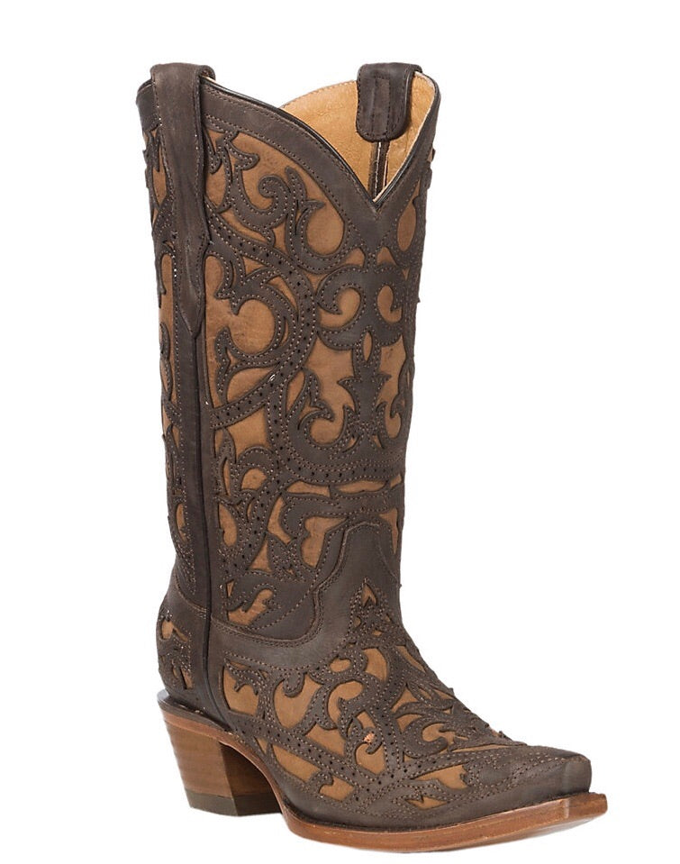 Girls corral boot