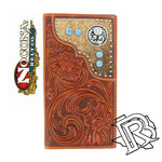 NOCONA LEATHER RODEO WALLET N5426208