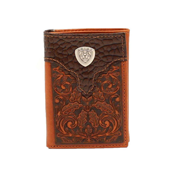 ARIAT MEN WALLET A3542602