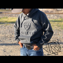 Load image into Gallery viewer, Ariat MEN'S Branded Hoodie 10023655