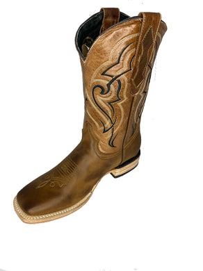 COWBOY COUNTRY BOOT : CRAZY TOPO